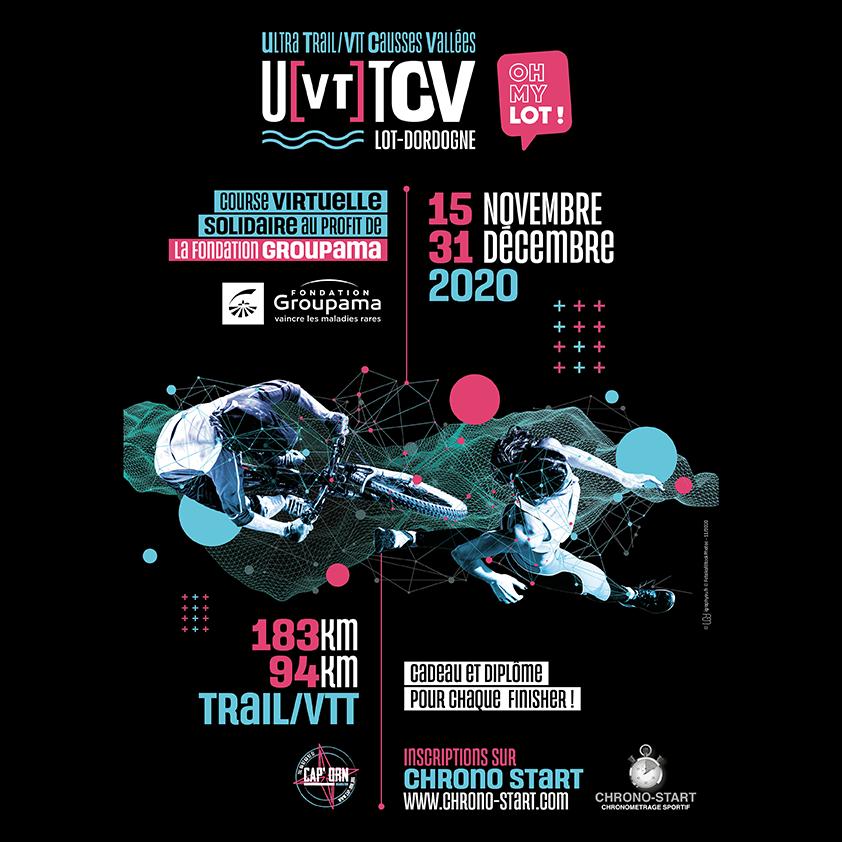 U[VT]TCV Virtuel - 94 KM